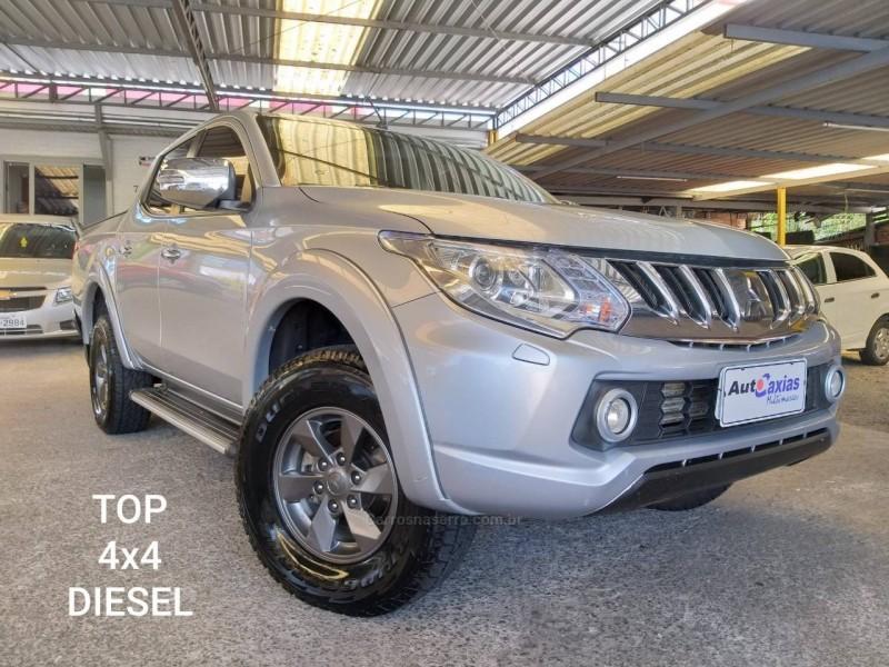 l200 triton 2.4 16v turbo diesel sport hpe top cd 4p 4x4 automatico 2017 caxias do sul