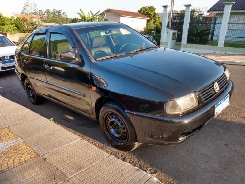 polo 1.8 mi classic special sedan 8v gasolina 4p manual 1999 bom principio