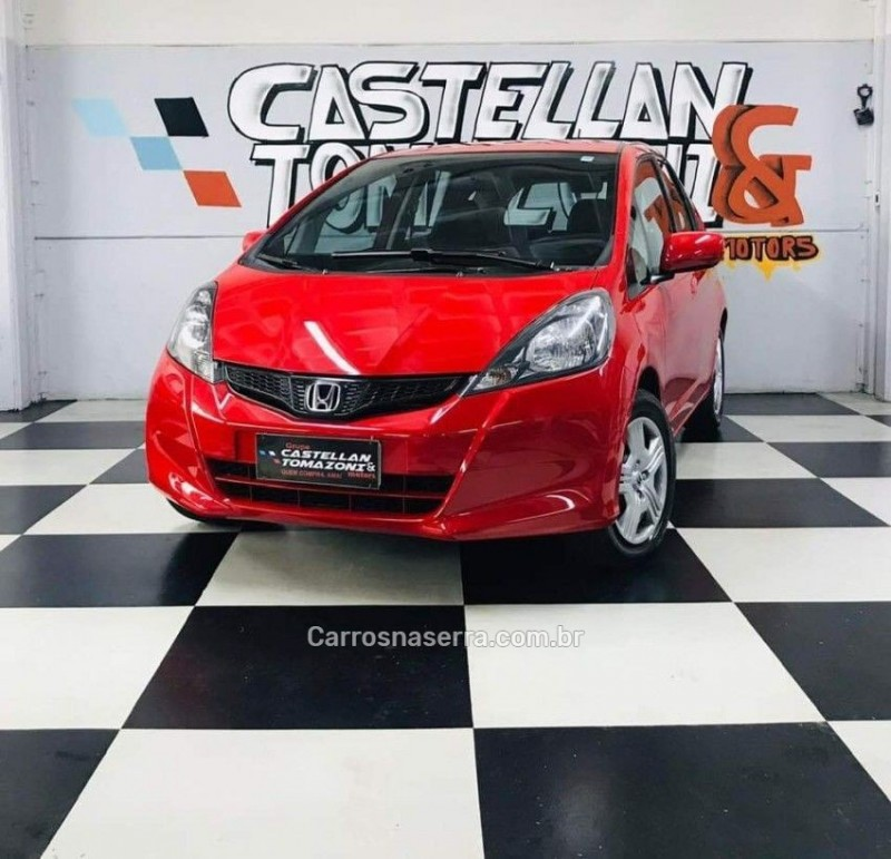 fit 1.4 cx 16v flex 4p automatico 2014 caxias do sul