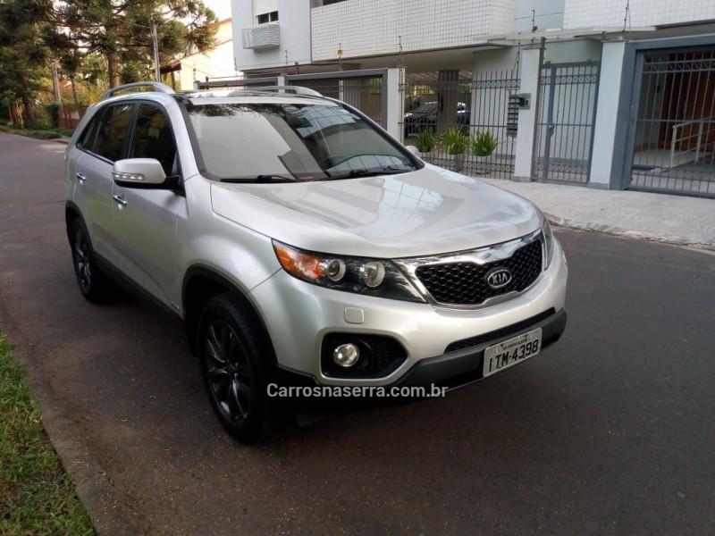 sorento 3.5 4x4 v6 24v gasolina 4p automatico 2012 farroupilha