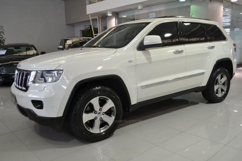 grand cherokee 3.6 limited 4x4 v6 24v gasolina 4p automatico 2012 caxias do sul