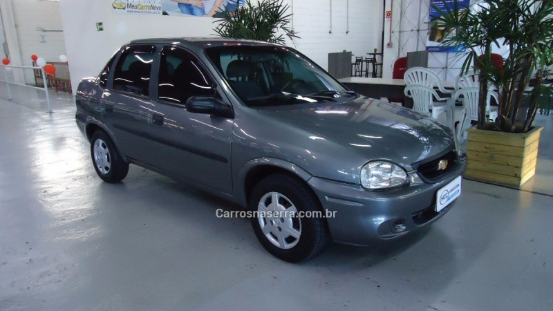 corsa 1.0 mpfi classic sedan 8v alcool 4p manual 2010 caxias do sul