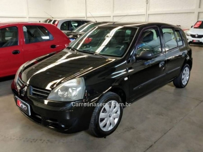 clio 1.0 expression 16v flex 4p manual 2007 caxias do sul
