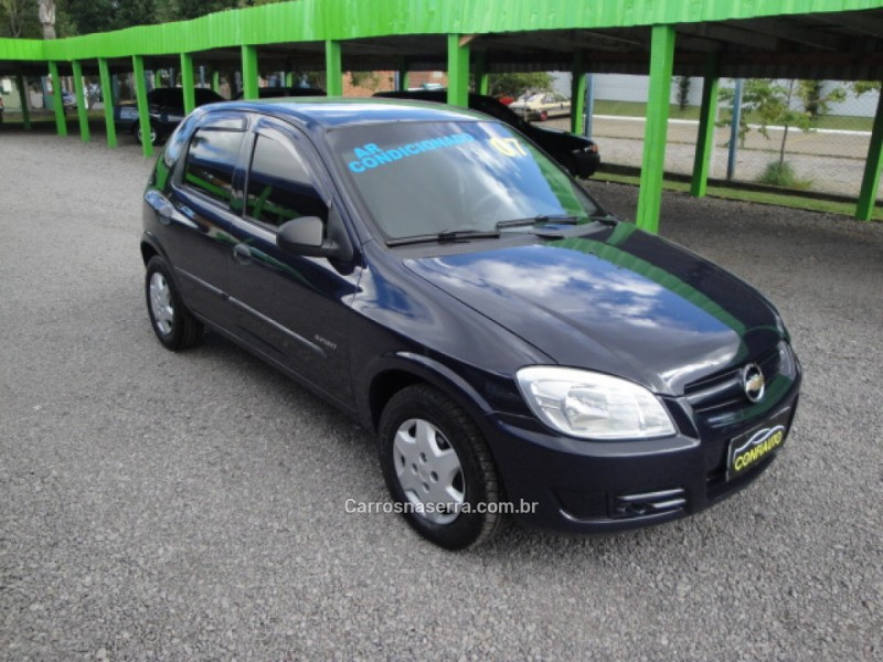 celta 1.0 mpfi spirit 8v flex 4p manual 2007 caxias do sul