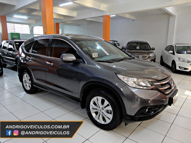 CRV 2.0 EXL 4X2 16V FLEX 4P AUTOMÁTICO - 2013 - CAXIAS DO SUL