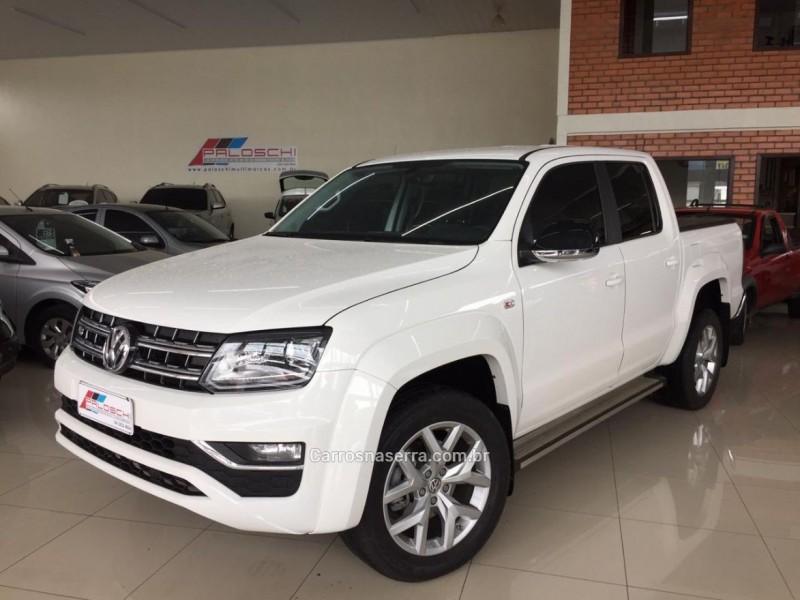 amarok 3.0 v6 tdi highline cd diesel 4motion automatico 2019 vacaria