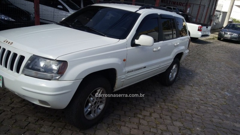 cherokee 3.7 limited 4x4 v6 12v gasolina 4p automatico 2000 caxias do sul
