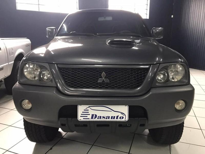 l200 2.5 sport hpe 4x4 cd 8v turbo intercooler diesel 4p manual 2007 caxias do sul