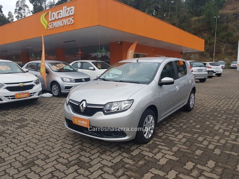 sandero 1.0 expression 12v flex 4p manual 2019 caxias do sul