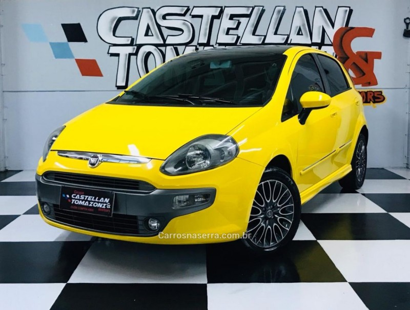 punto 1.8 sporting 8v flex 4p manual 2013 caxias do sul