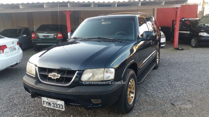blazer 4.3 sfi dlx executive 4x2 v6 12v gasolina 4p manual 2000 farroupilha