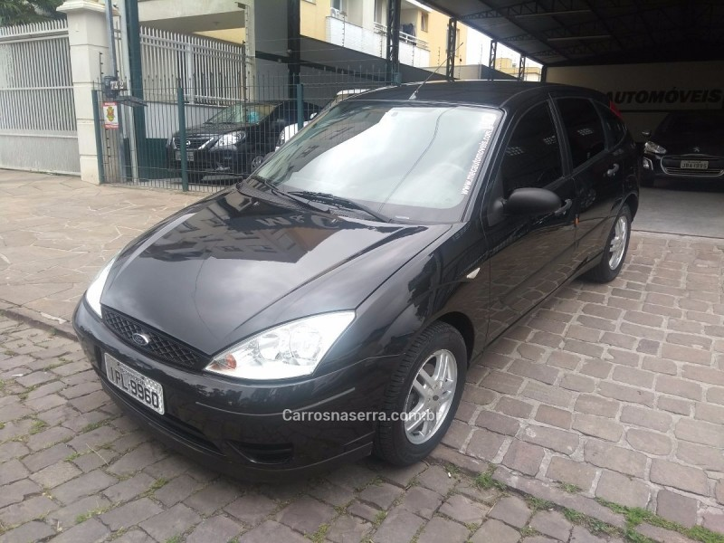 focus 1.6 gl 8v flex 4p manual 2009 caxias do sul