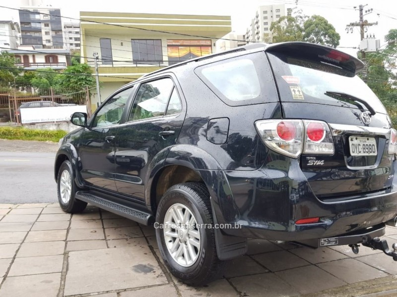 hilux sw4 3.0 srv 4x4 cd 16v turbo intercooler diesel 4p automatico 2014 caxias do sul
