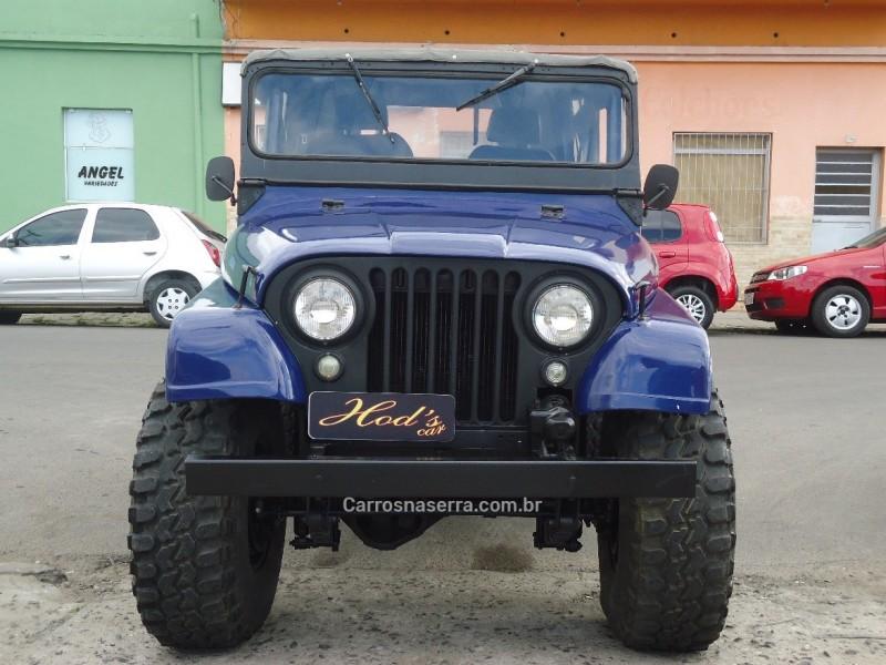 jeep 1977 canela
