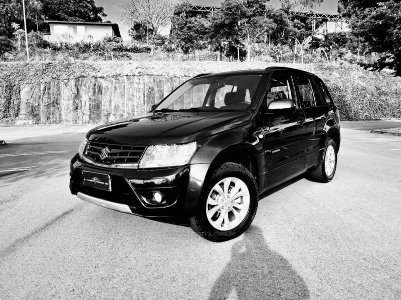 grand vitara 2.0 premium 4x4 16v gasolina 4p automatico 2013 bento goncalves