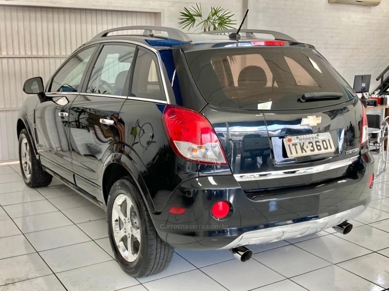 CAPTIVA 3.6 SFI AWD V6 24V GASOLINA 4P AUTOMÁTICO - 2012 - CAXIAS DO SUL