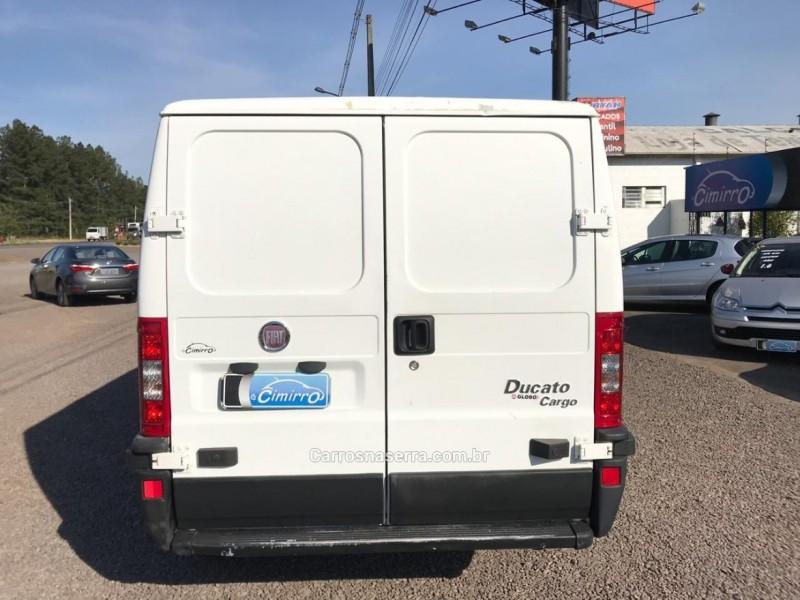 ducato 2.3 cargo 8v turbo diesel 3p manual 2012 igrejinha