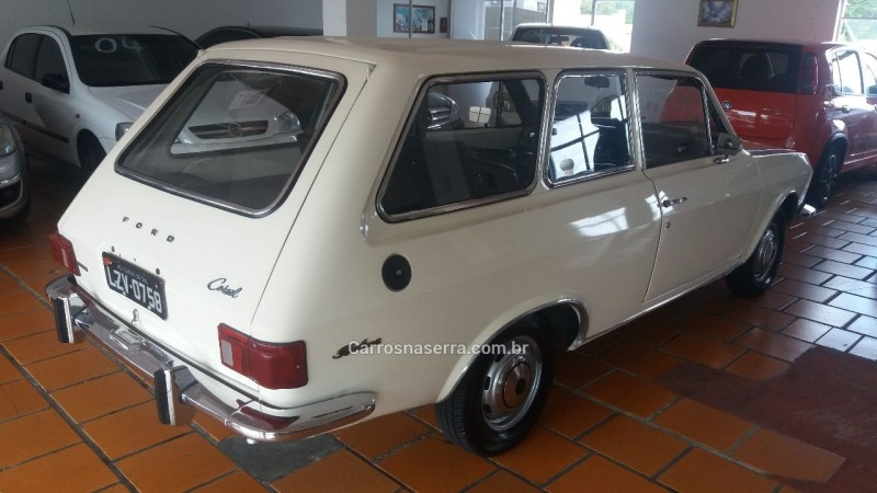 BELINA 1.4 8V GASOLINA 2P MANUAL - 1972 - CAXIAS DO SUL