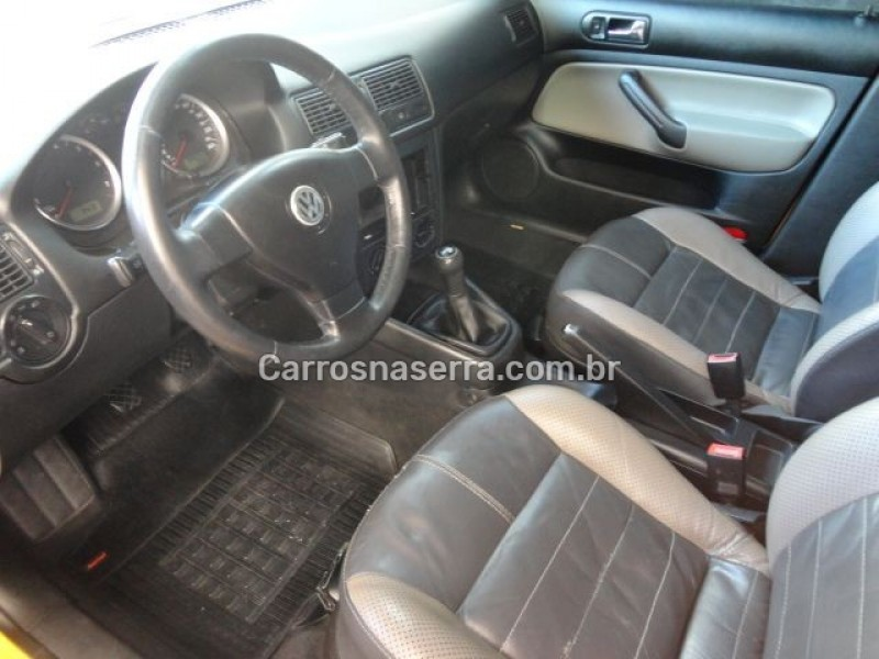 GOLF 1.6 MI SPORTLINE 8V FLEX 4P MANUAL - 2008 - BENTO GONçALVES