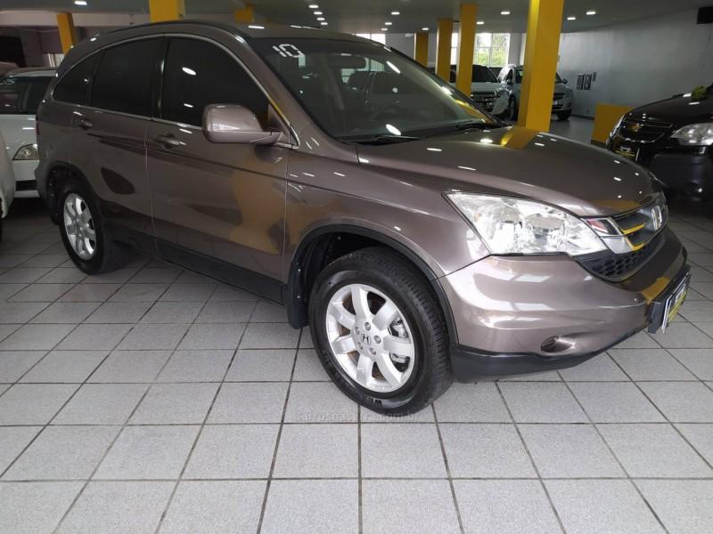 CRV 2.0 LX 4X2 16V GASOLINA 4P AUTOMÁTICO - 2010 - CAXIAS DO SUL