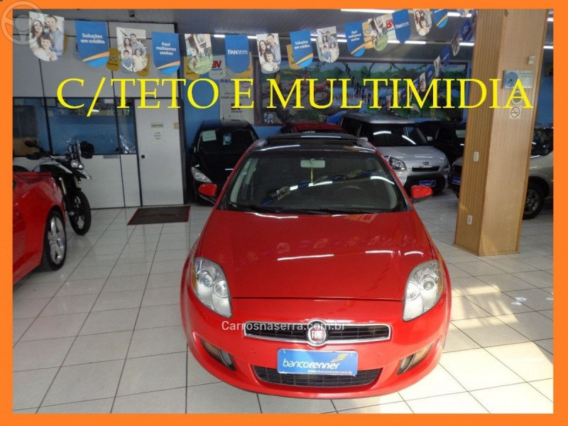 bravo 1.8 absolute 16v flex 4p automatizado 2011 caxias do sul