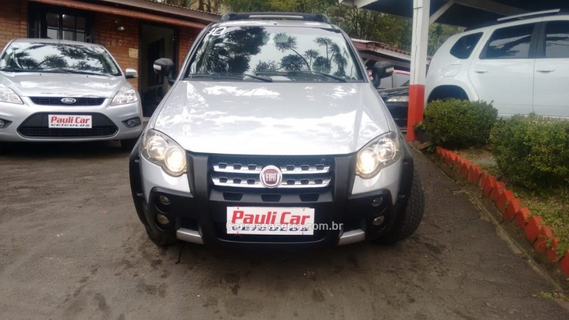 strada 1.8 mpi adventure locker ce 8v flex 2p manual 2010 caxias do sul