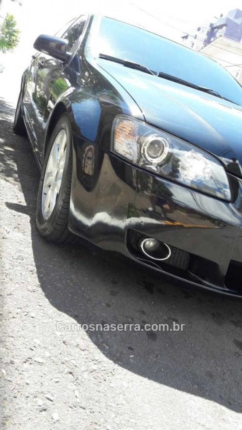 OMEGA 3.6 FITTIPALDI V6 24V AUTOMÁTICO 4P - 2009 - BENTO GONçALVES