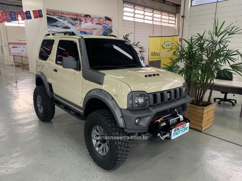 jimny 1.3 4sport 4x4 16v gasolina 2p manual 2019 caxias do sul