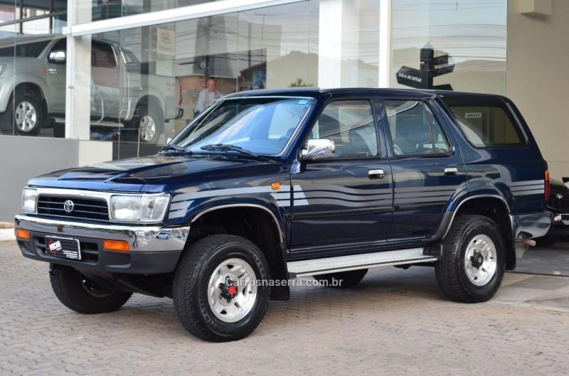 hilux sw4 2.8 4x4 8v diesel 4p manual 1994 caxias do sul