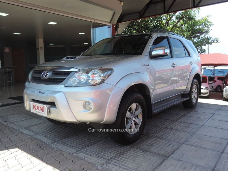 hilux sw4 3.0 srv 4x4 16v turbo intercooler diesel 4p manual 2008 ivoti