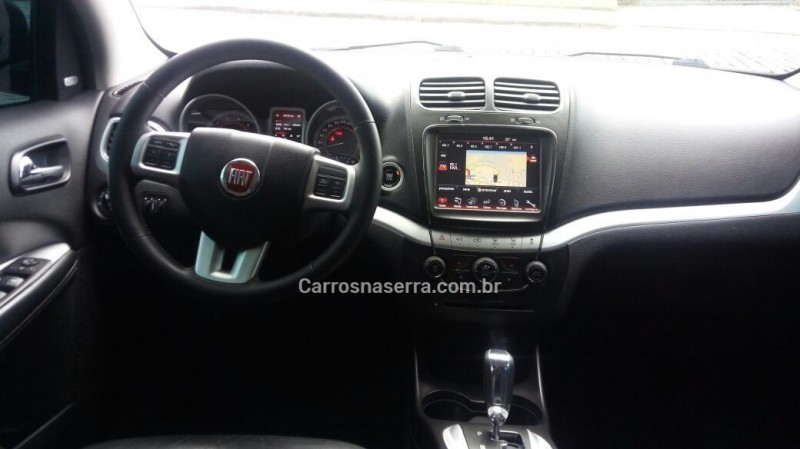 FREEMONT 2.4 PRECISION 16V GASOLINA 4P AUTOMÁTICO - 2014 - CAXIAS DO SUL