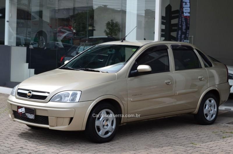 corsa 1.4 mpfi premium sedan 8v flex 4p manual 2008 caxias do sul
