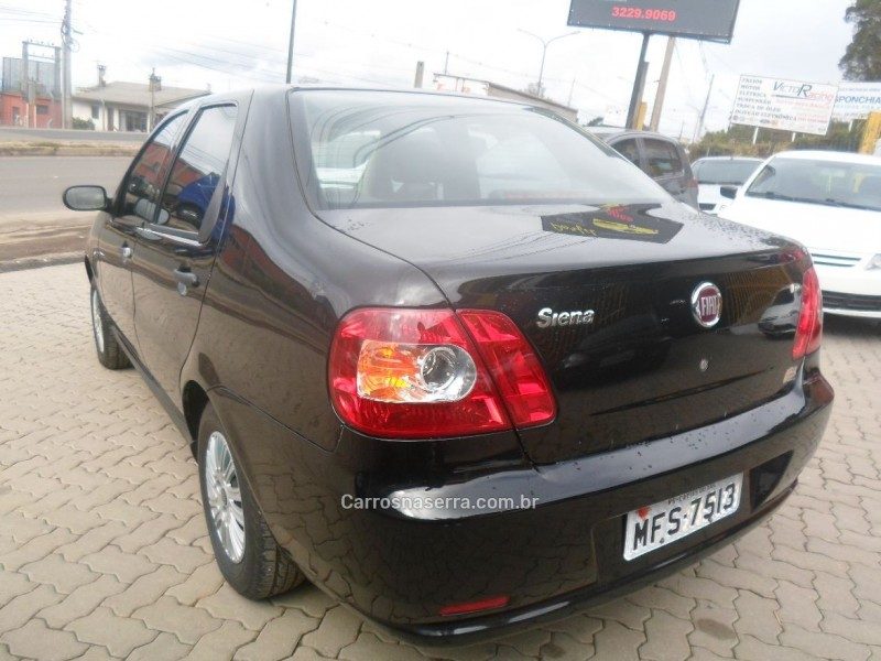siena 1.0 mpi fire ex 8v gasolina 4p manual 2010 caxias do sul