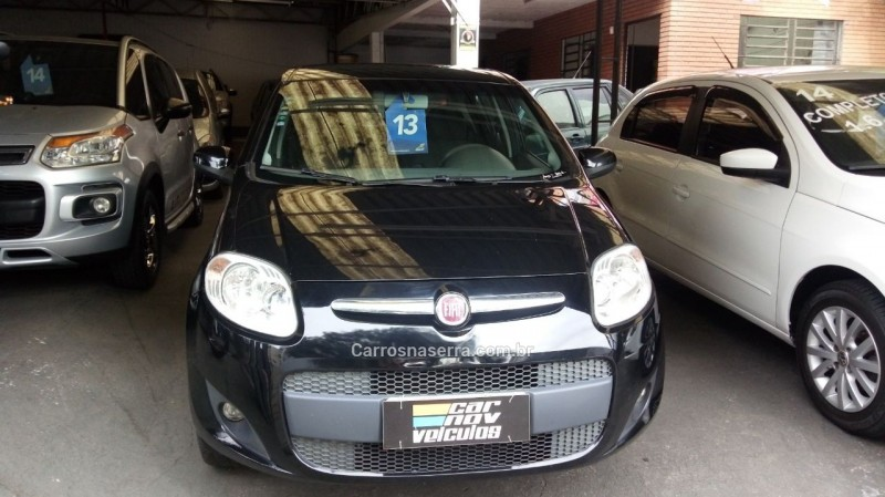 palio 1.4 mpi attractive 8v flex 4p manual 2013 caxias do sul