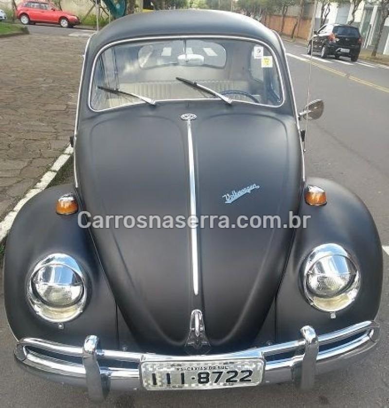 FUSCA 1.2 8V GASOLINA 2P MANUAL - 1965 - CAXIAS DO SUL