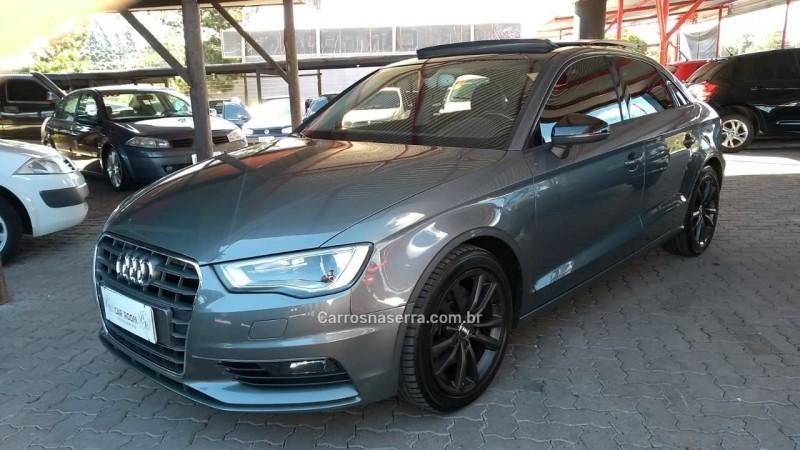a3 1.8 tfsi sedan ambition 16v 180cv gasolina 4p s tronic 2014 caxias do sul