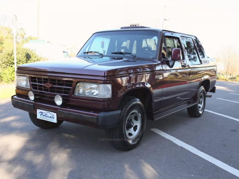 d20 4.0 conquest cs 8v diesel 2p manual 1996 caxias do sul