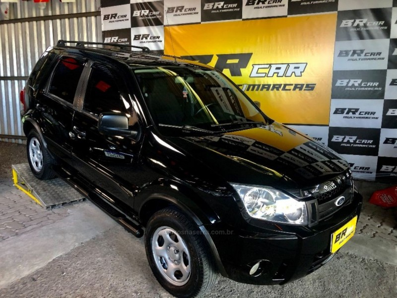 ecosport 1.6 xls 8v gasolina 4p manual 2008 caxias do sul