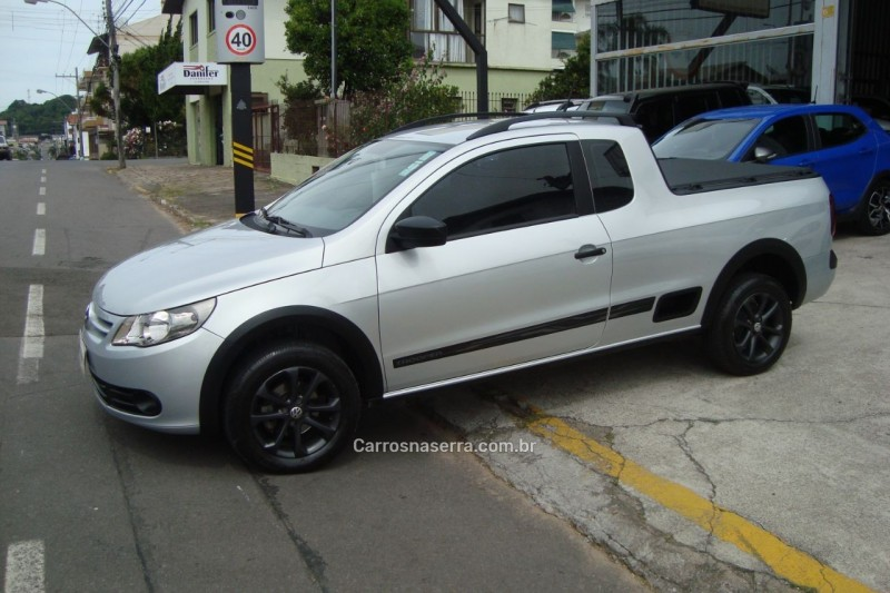 saveiro 1.6 mi trooper ce 8v flex 2p manual g.v 2013 flores da cunha