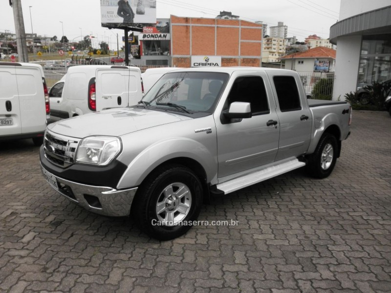 ranger 3.0 xlt 4x4 cd 16v turbo eletronic diesel 4p manual 2012 farroupilha