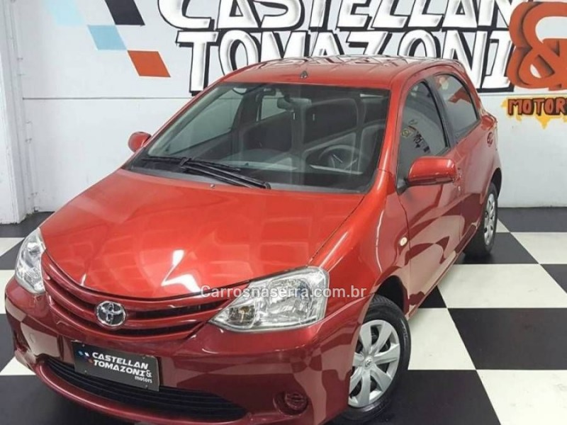 etios 1.3 xs 16v flex 4p manual 2013 caxias do sul