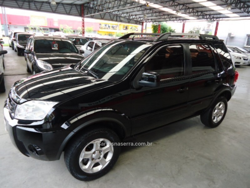 ecosport 1.6 xlt 8v gasolina 4p manual 2011 caxias do sul