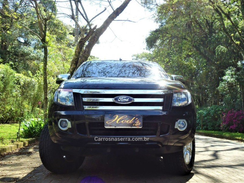 ranger 2.5 xlt 4x2 cd 16v flex 4p manual 2015 canela