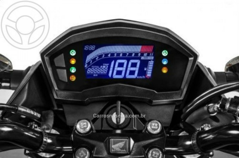 cbx 250 twister 2018 caxias do sul