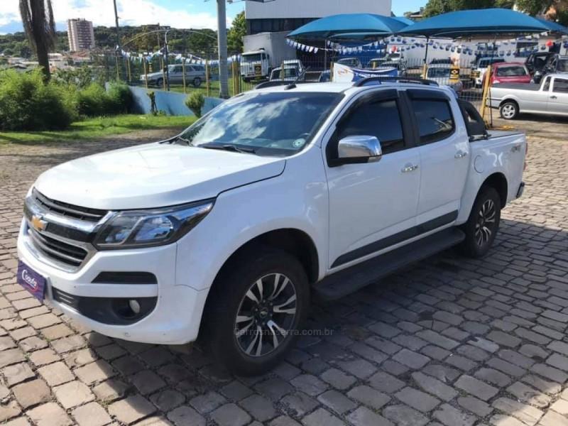 s10 2.8 ltz 4x4 cd 16v turbo diesel 4p automatico 2017 farroupilha