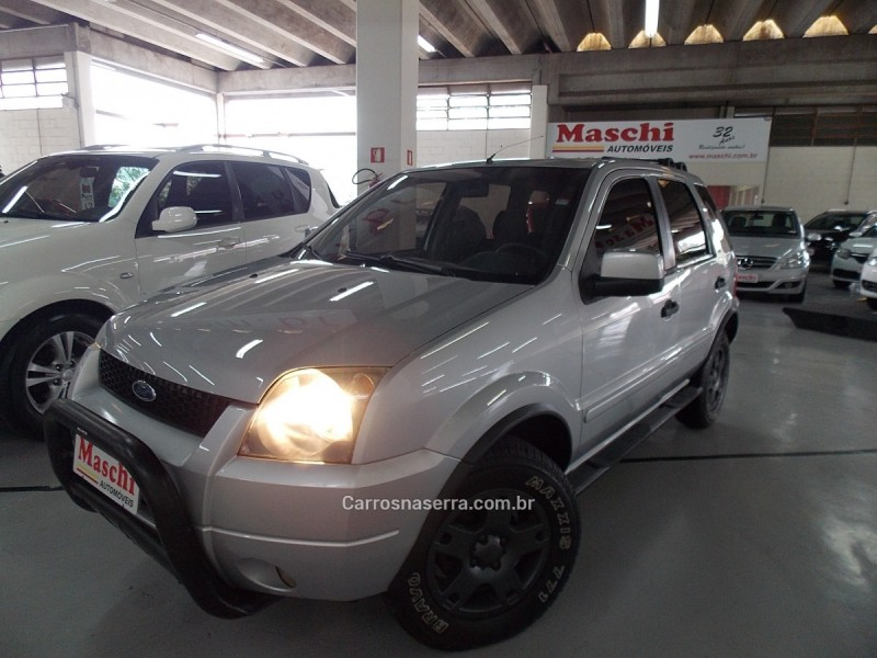 ecosport 1.6 xlt 8v flex 4p manual 2004 caxias do sul