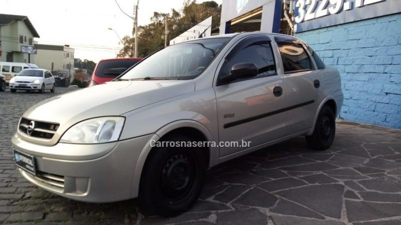 corsa 1.0 mpfi maxx sedan 8v gasolina 4p manual 2005 caxias do sul