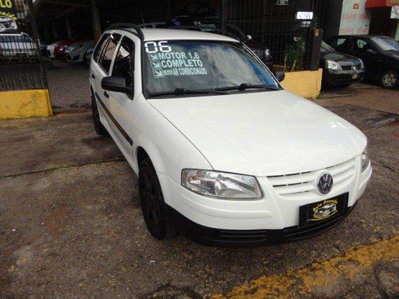 parati 1.6 mi 8v flex 4p manual g.iv 2006 caxias do sul