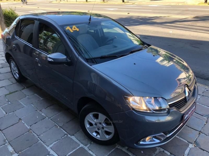 logan 1.6 dynamique 8v flex 4p manual 2014 caxias do sul