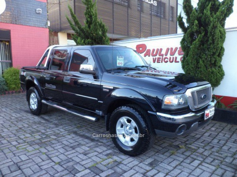 ranger 3.0 limited 4x4 cd 16v turbo eletronic diesel 4p manual 2009 caxias do sul
